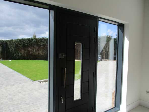 ebonised-door